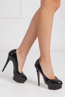 Туфли из лакированной кожи Dolly Charlotte Olympia