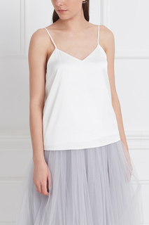 Однотонный топ T Skirt