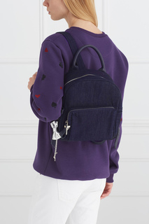 Рюкзак из денима Jacky Black