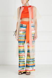 Шелковые брюки Valevskaya