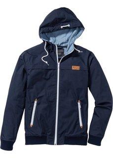 Легкая куртка Regular Fit (черный) Bonprix