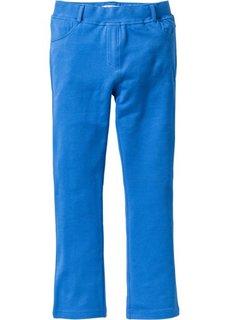 Расклешенные стрейтчевые брюки (розовый) Bonprix