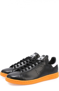 Кожаные кеды Stan Smith Adidas by Raf Simons