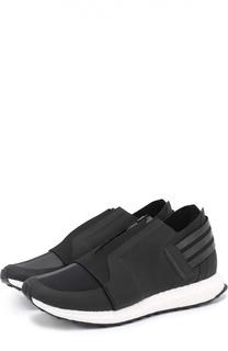 Текстильные кроссовки Zip Y-3