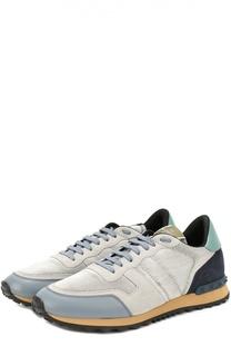 Комбинированные кроссовки Rockrunner Valentino