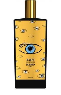 Парфюмерная вода Marfa Memo