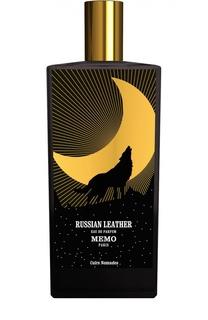 Парфюмерная вода Russian Leather Memo