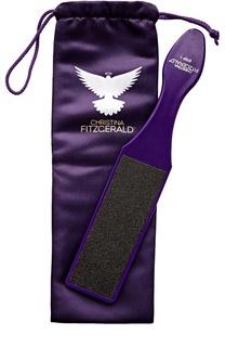 Пилка для шлифовки стоп в атласном чехле Christina Fitzgerald