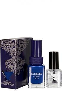 Лак для ногтей Suzelle + Bond-подготовка Christina Fitzgerald