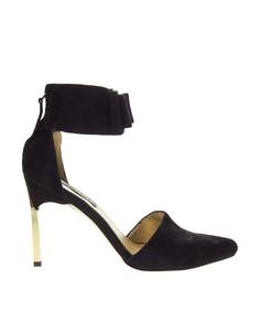 Туфли на каблуке с ремешком на щиколотке Senso Olympia - Черный