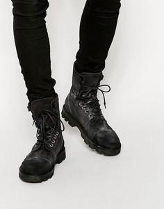 Ботинки Diesel D-Hartt - Черный