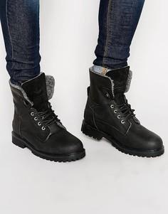 Ботинки Wrangler Aviator - Черный