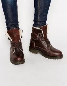 Ботинки Wrangler Aviator - Коричневый
