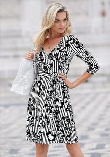 84bd72a7ee3 Купить женские повседневные платья в полоску в интернет-магазине ...