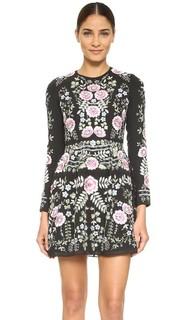 Платье Spring с вышивкой Needle & Thread