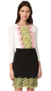 Блуза с длинными рукавами Boutique Moschino