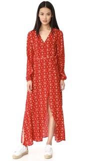 Возврата в Paradise платье с длинными рукавами The Fifth Label
