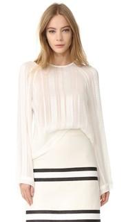 Melissa укороченная блуза Zeus+Dione