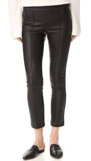 Pintuck укороченные брюки David Lerner