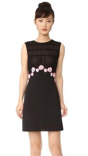 Платье без рукавов Giambattista Valli