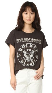 Футболка Ramones Rocket To Russia