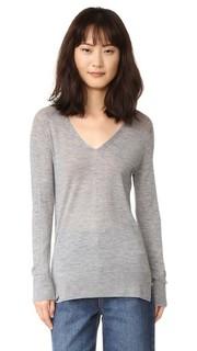 Кашемировый свитер Playa с V-образным вырезом M.Patmos