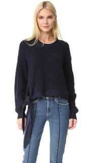 Пуловер Gabriela с завязками Designers Remix