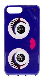 Чехол Monster для iPhone 7 Plus с кристаллами Kate Spade New York