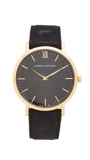 Крупные наручные часы Lugano Larsson & Jennings