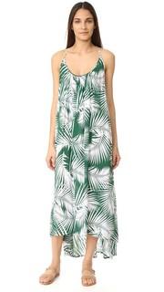 Макси-платье Hamptons Mikoh