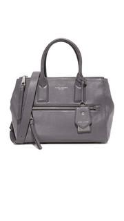 Объемная сумка с короткими ручками Recruit East/West Marc Jacobs