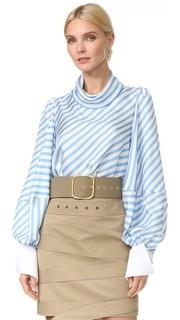 Блуза в полоску Monse