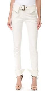 Эластичные брюки Monse
