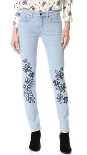 Джинсы в стиле брюк из денима Victoria Victoria Beckham
