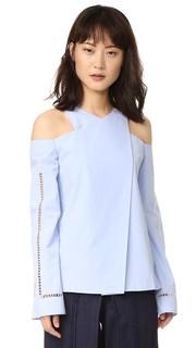 Блуза с длинными рукавами Anemone Zeus+Dione