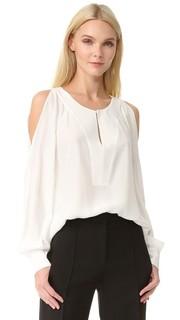 Блуза с длинными рукавами Barbara Bui
