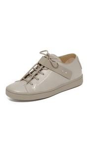 Кроссовки со шнуровкой Giuseppe Zanotti