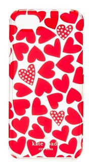 Чехол Scattered Hearts для iPhone 7 Kate Spade New York