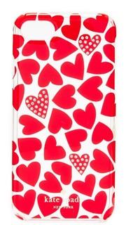 Чехол Scattered Hearts для iPhone 7 Kate Spade New York