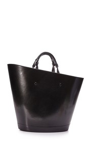 Объемная сумка с короткими ручками Maison Margiela
