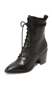 Ботинки на шнуровке Duran Sigerson Morrison