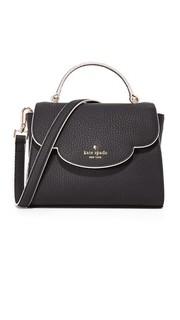 Маленькая сумка-портфель Makayla с ручкой сверху Kate Spade New York