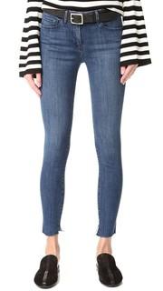 Укороченные джинсы-скинни Midway 3x1