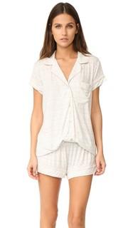 Пижама Encajes с шортами Eberjey