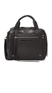 Дорожная сумка среднего размера McQ - Alexander Mc Queen