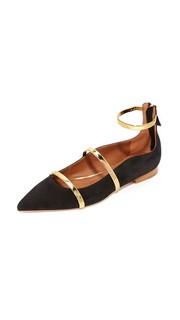 Обувь на плоской подошве Robyn Malone Souliers