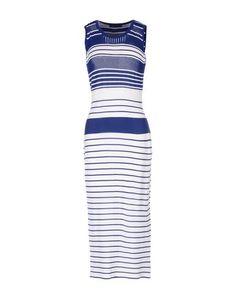Платье длиной 3/4 Cruciani