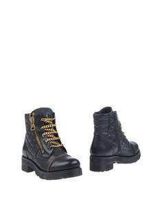 Полусапоги и высокие ботинки Bronx