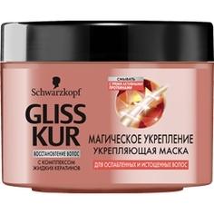 GLISS KUR Маска для ослабленных и истощенных волос Магическое укрепление 200 мл