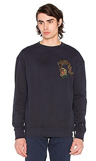 Chest detail sweatshirt - Scotch & Soda